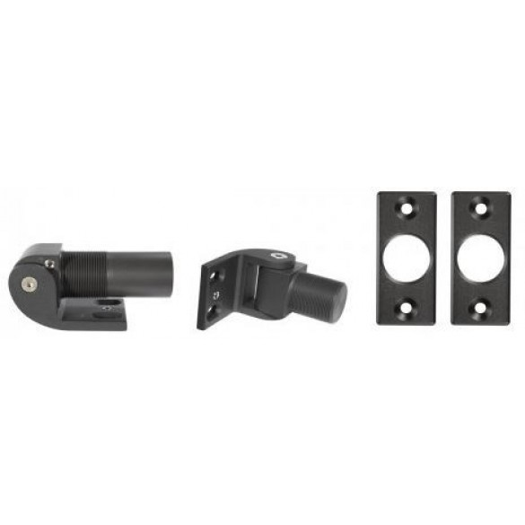 D&D SureClose Flush Mount Hinge Kit, 108SF AT90 S - 77108223