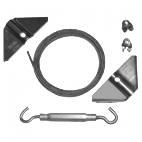 D&D Gate Anti-Sag Kit - 420001