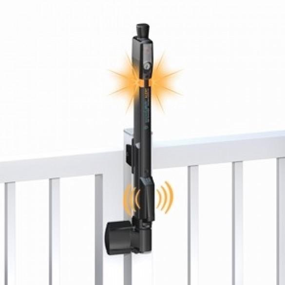 D&D MagnaLatch Series 3 ALERT - Top Pull - 6-Pin Lock - Keyed Alike + Alarm - ML3ATPKA