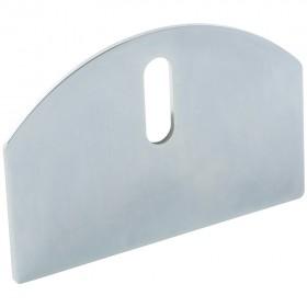 """D&D SHUT IT 4"""" HardCORE Steel Carriage Plates (Pair) - CI2140"""