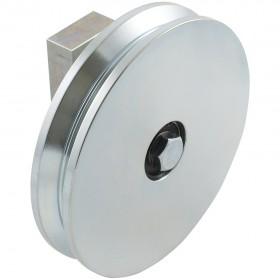"""D&D SHUT IT 6"""" HardCORE Cantilever Wheel Assembly - CI2260"""