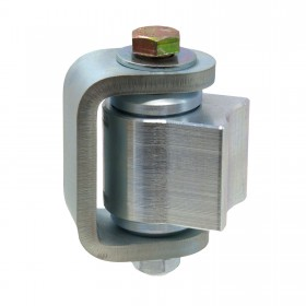 D&D SHUT IT Hundred Year BadAss Weld-On Gate Hinge w/ Sealed Bearings - Steel (EA) CI3520