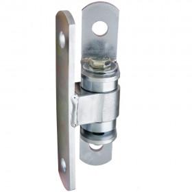 D&D SHUT IT BadAss Bolt-On Gate Hinge w/ Sealed Bearings - Steel (EA) CI3700