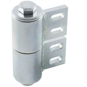 D&D SHUT IT BadAss Bolt or Weld-On Barrel Gate Hinge w/ Sealed Bearings - Steel (EA) CI3950