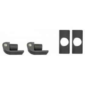 D&D SureClose Self-Closing Flush Mount Hinge Kit w/ W-Hinges And Brackets, SM AT90 W - 77001214