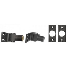 D&D SureClose Self-Closing Flush Mount Hinge-Closer Kit w/ S-Hinges And Brackets, 57 AT90 S - 77057213