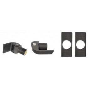 D&D SureClose Flush Mount Hinge Kit, 57SF AT90 W - 77057224