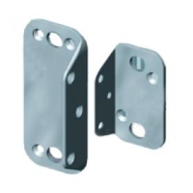 D&D PullBolt - Stainless Steel Face Mount Fixing Leg - FPBSSLFM