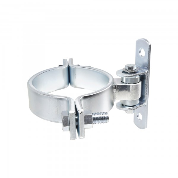 """D&D SHUT IT BadAss Bolt-On Gate Hinge w/ Sealed Bearings for 6"""" Round Posts - Steel (EA) CI2053"""