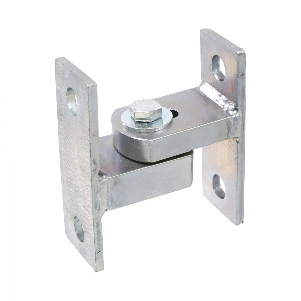 D&D SHUT IT Bolt-On Baby BadAss Gate Hinge (EA) - CI3750