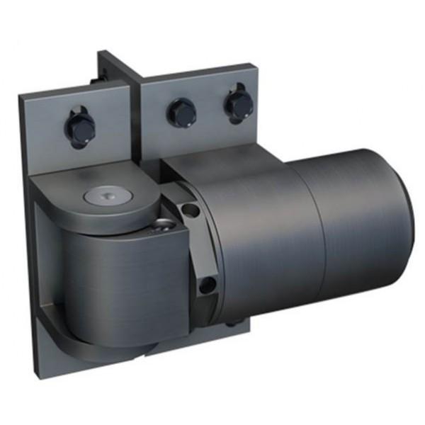 D&D ReadyFit Hinge Closer w/ Aluminum Brackets - Pool Safe - 74108323