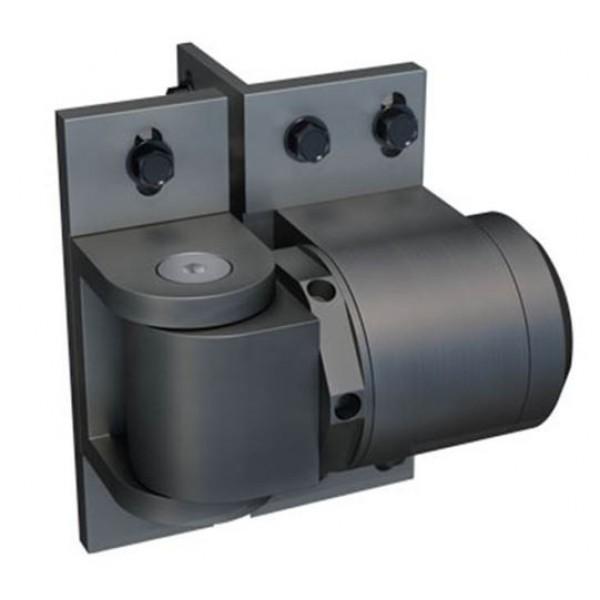 D&D SureClose ReadyFit Heavy Duty Hinge w/ Aluminum Brackets - 74001313