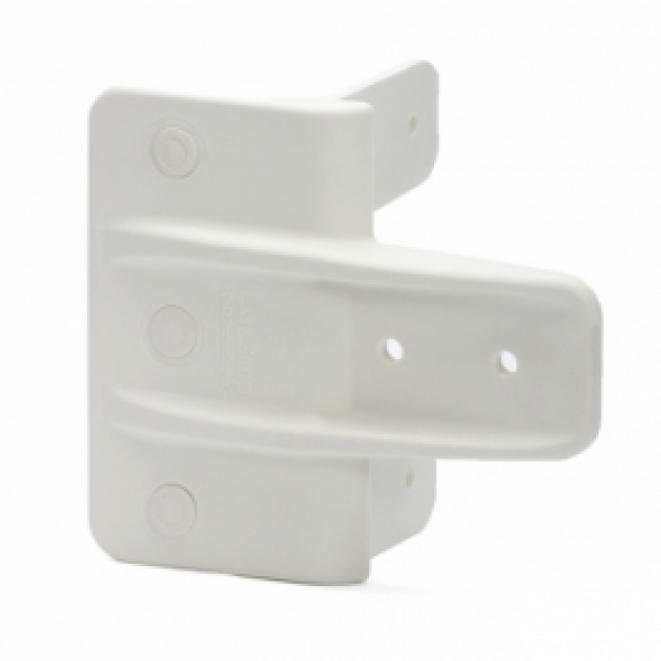 D&D GateStop For Vinyl (White) - Soft, Quiet Gate Closure - TCGS1WT