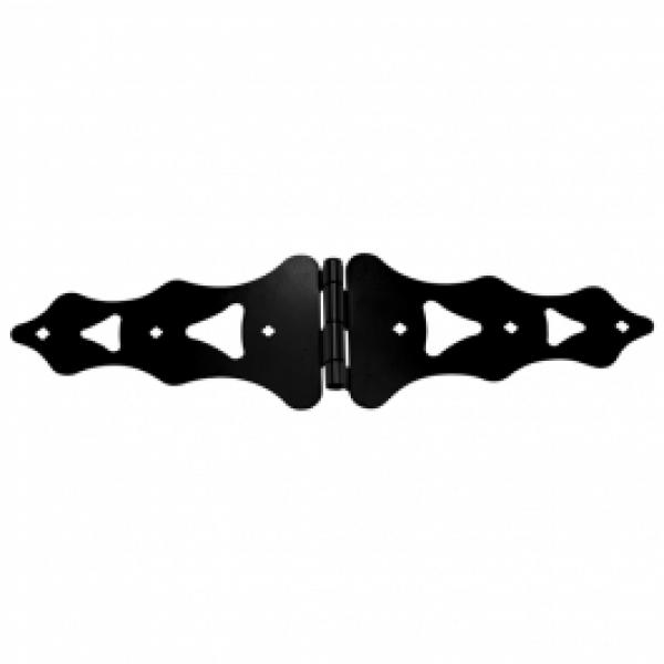 "D&D Metal 10"" Strap Hinge Regular Decorative - 310005"
