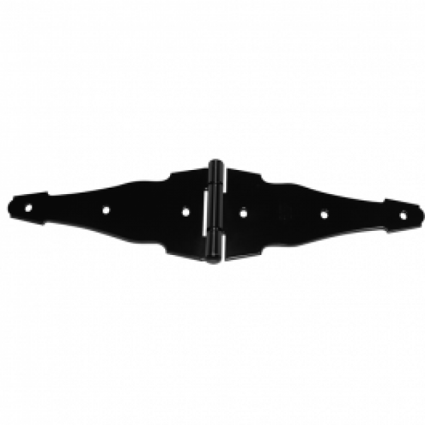 "D&D Metal 8"" Strap Hinge Regular Decorative - 310002"