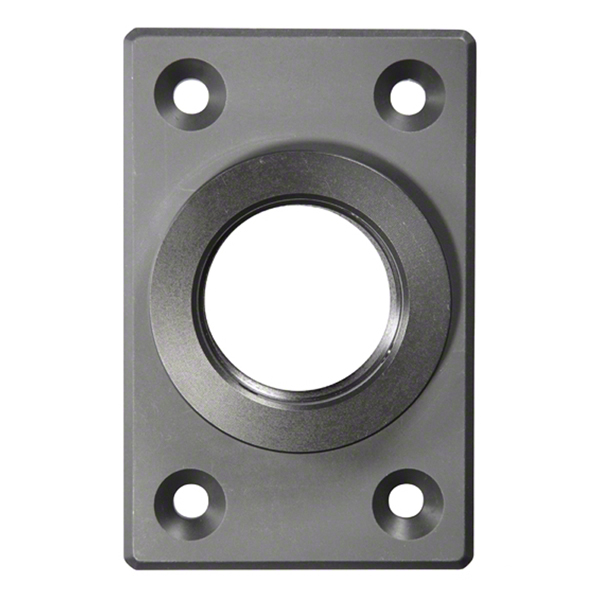 D&D Post Mounting Bracket - Aluminum Center Mount Screw-on - 7512