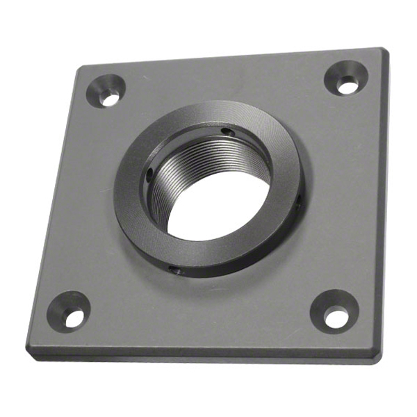D&D Post Mounting Bracket - Aluminum Center Mount Screw-on - 7513