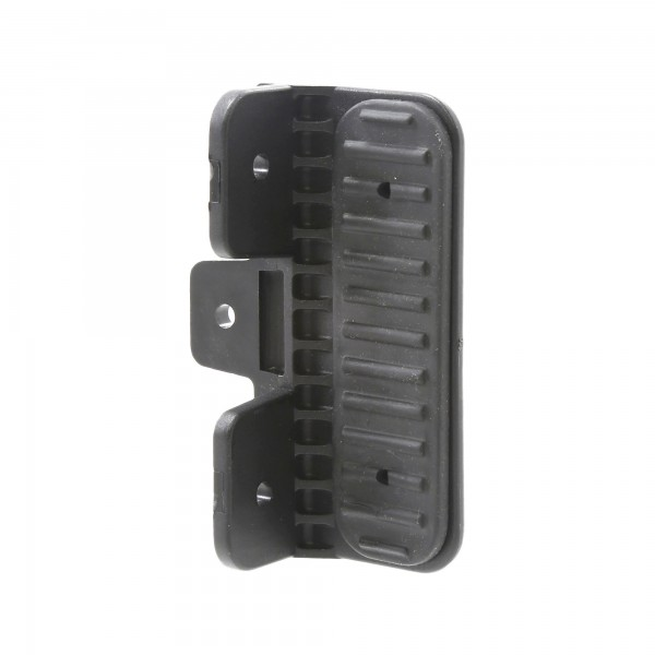 D&D GateStop For Metal (Black) - Soft, Quiet Gate Closure - TCGS3