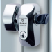 D&D PullBolt Face Mount - Architectural Security Lock - FPBSSFM-KS